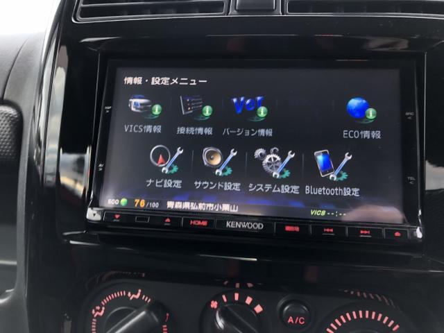クロスアドベンチャー 4WD  リフトアップ ナビ 地デジ(15枚目)