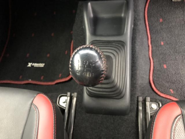 クロスアドベンチャー 4WD  リフトアップ ナビ 地デジ(18枚目)
