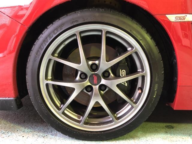 STI タイプS 4WD STI リップ 社外オーディオ(5枚目)