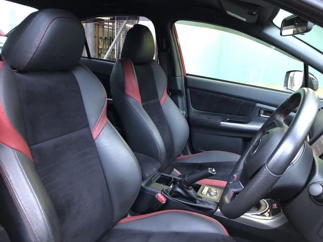 STI タイプS 4WD STI リップ 社外オーディオ(9枚目)