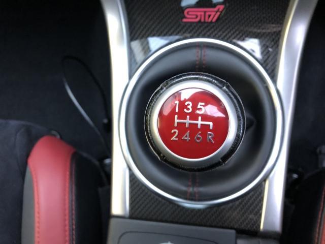 STI タイプS 4WD STI リップ 社外オーディオ(17枚目)