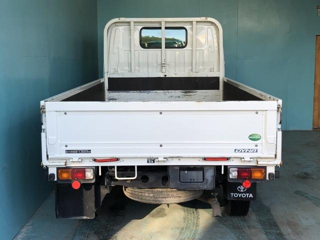 ロングシングルジャストロー 1350kg キーレス 4WD(4枚目)