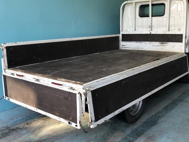 ロングシングルジャストロー 1350kg キーレス 4WD(11枚目)