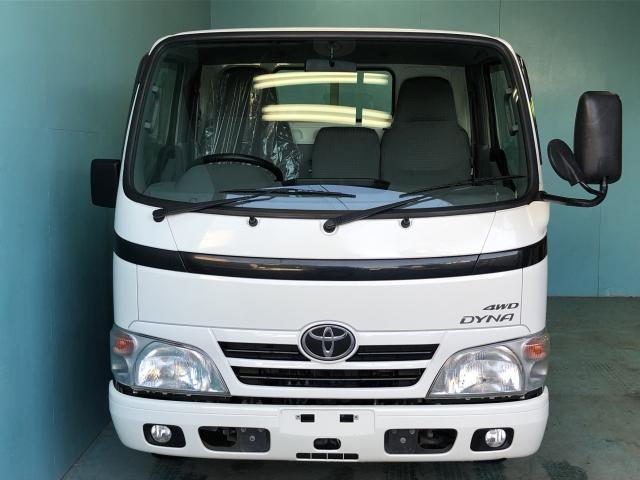 ロング シングルジャストロー 積載 1250kg 4WD(2枚目)