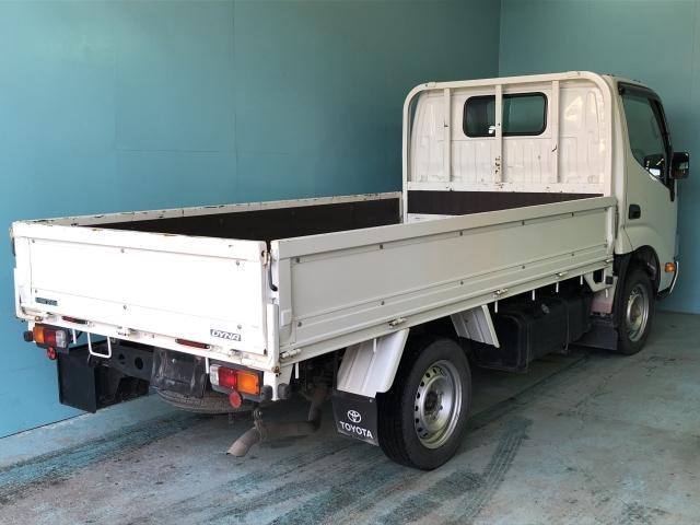 ロング シングルジャストロー 積載 1250kg 4WD(3枚目)