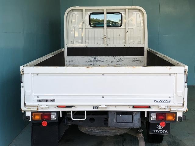 ロング シングルジャストロー 積載 1250kg 4WD(4枚目)