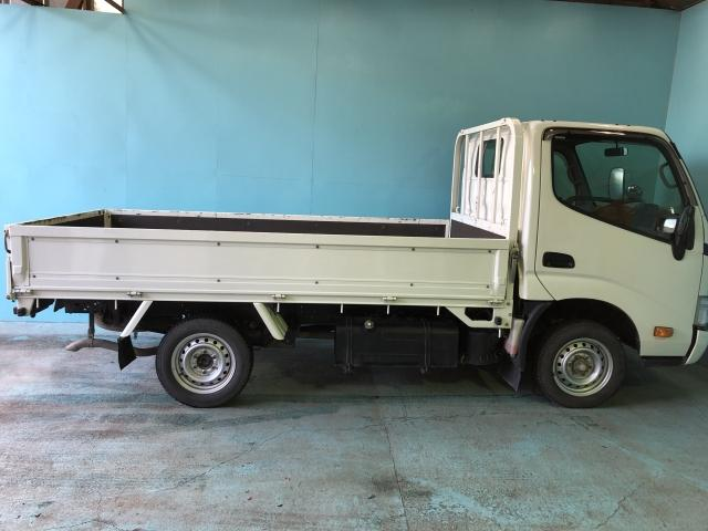 ロング シングルジャストロー 積載 1250kg 4WD(6枚目)