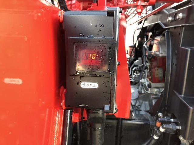 平ボディ 4段クレーン ラジコン 積載量2500kg(11枚目)