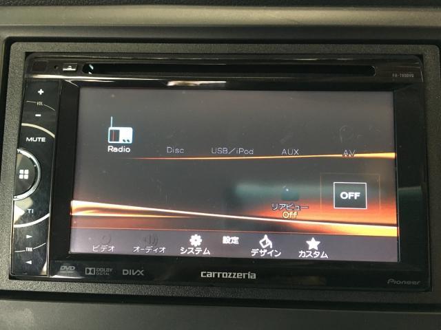 G 4WD DVD CD オーディオディスプレイ 15インチ(14枚目)