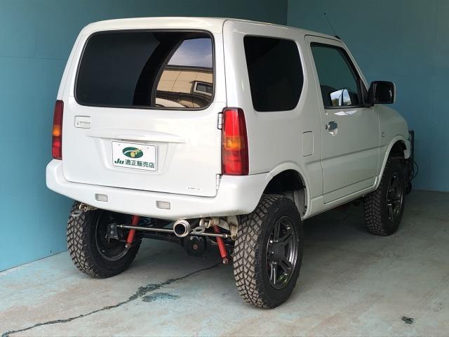 ランドベンチャー 4WD 新品タイヤ 社外インタークーラー(3枚目)