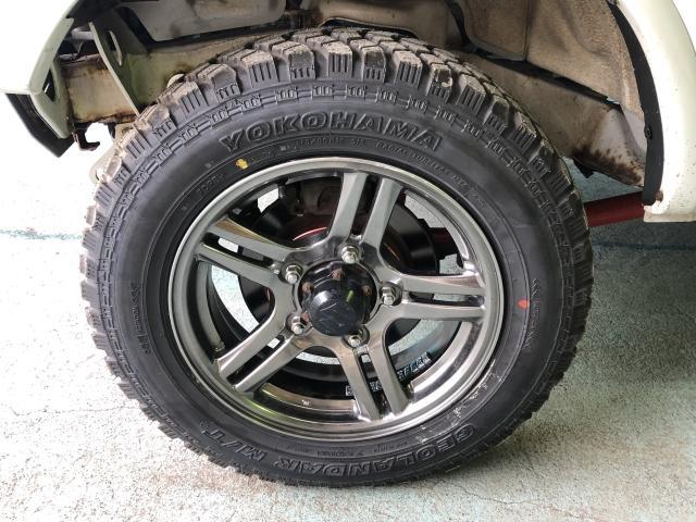 ランドベンチャー 4WD 新品タイヤ 社外インタークーラー(6枚目)
