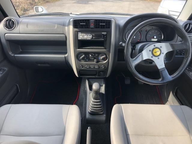ランドベンチャー 4WD 新品タイヤ 社外インタークーラー(8枚目)
