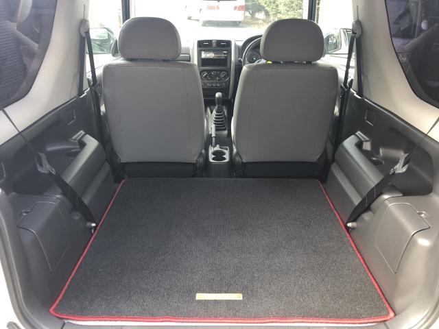 ランドベンチャー 4WD 新品タイヤ 社外インタークーラー(20枚目)