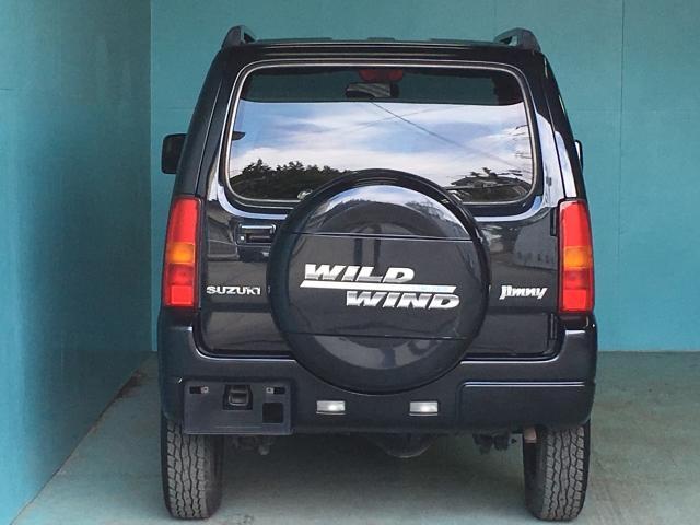ワイルドウインド フルセグ TV ナビ 4WD オートマ(4枚目)