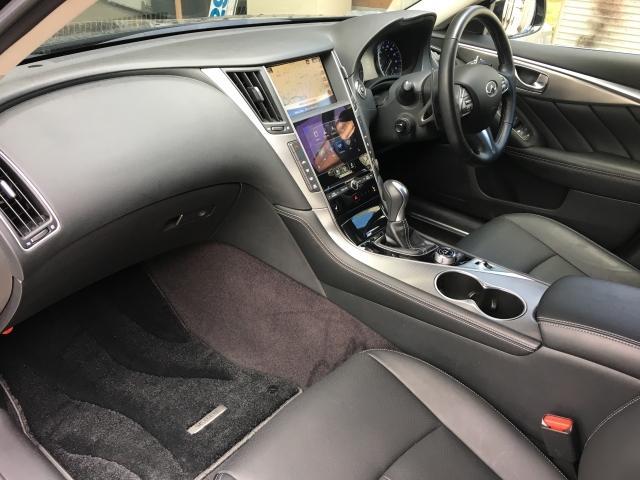 350GT 4WD ハイブリッド タイプSP レザーシート(10枚目)