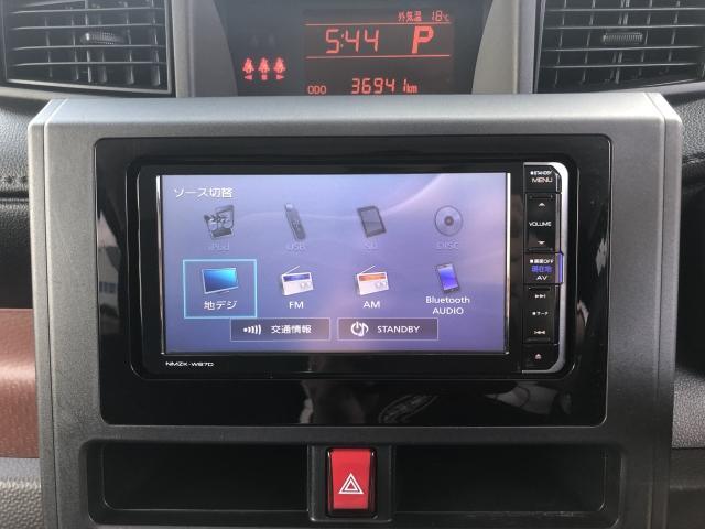 X 地デジナビ ドラレコ Bカメラ 電動ドア 4WD(16枚目)