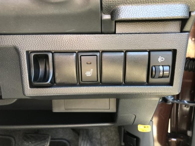 X 4WD エンジンスターター シートヒーター(18枚目)