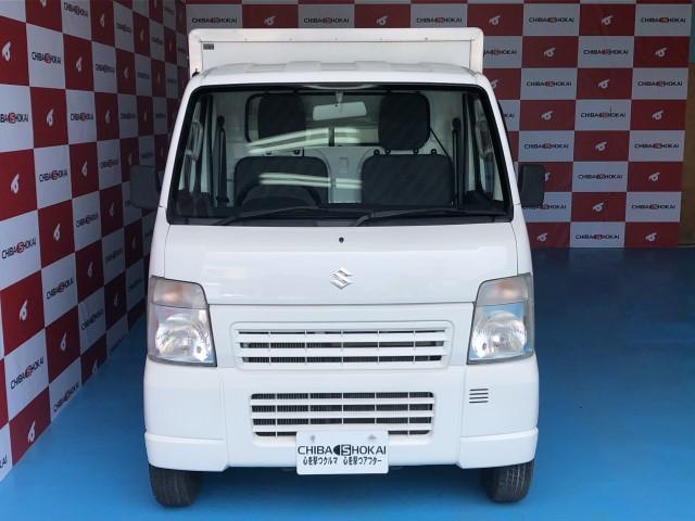 KCエアコン・パワステ 保冷バン オートマ 4WD(2枚目)