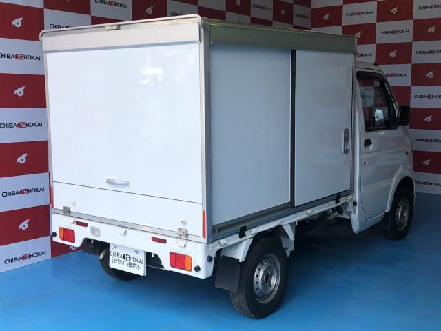 KCエアコン・パワステ 保冷バン オートマ 4WD(3枚目)