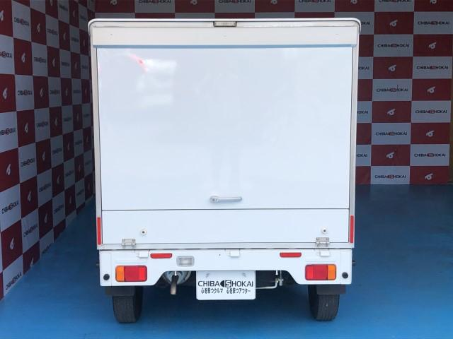 KCエアコン・パワステ 保冷バン オートマ 4WD(4枚目)