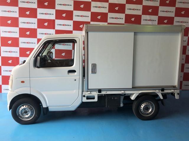 KCエアコン・パワステ 保冷バン オートマ 4WD(5枚目)