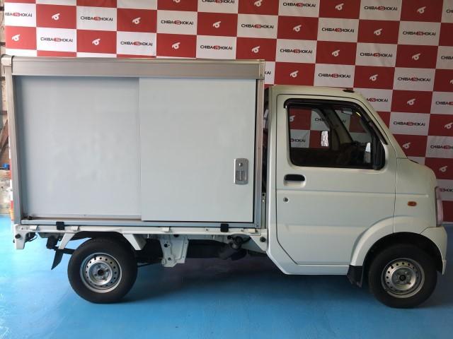 KCエアコン・パワステ 保冷バン オートマ 4WD(6枚目)
