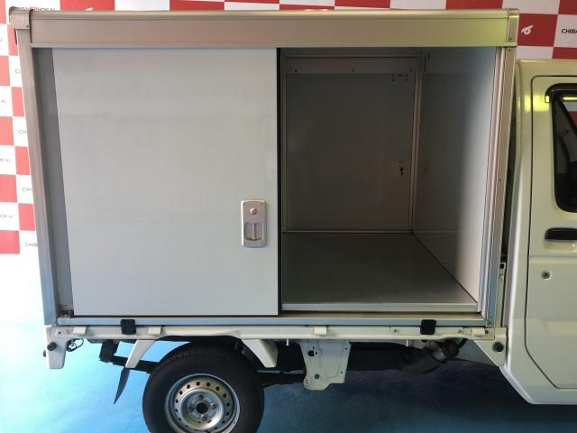 KCエアコン・パワステ 保冷バン オートマ 4WD(7枚目)