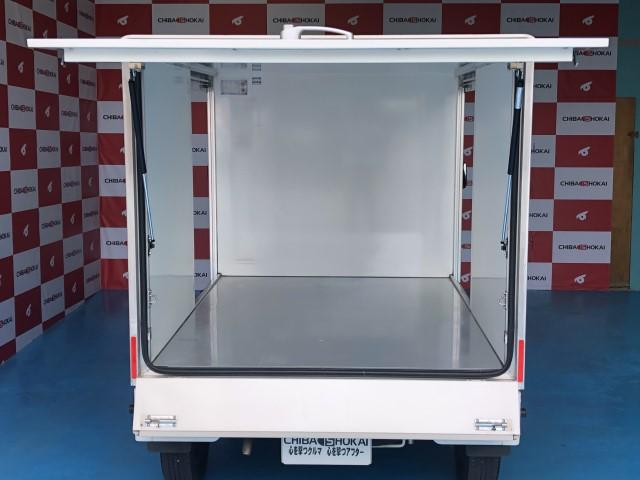 KCエアコン・パワステ 保冷バン オートマ 4WD(9枚目)
