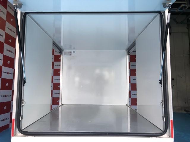 KCエアコン・パワステ 保冷バン オートマ 4WD(10枚目)