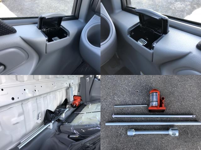 全低床 強化ダンプ 4WD(20枚目)