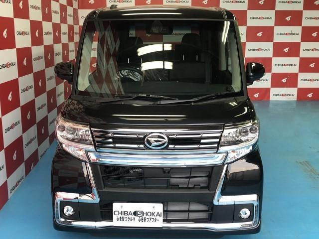 タント カスタムRS トップエディション VS SAIII 4WD 入庫しました!!