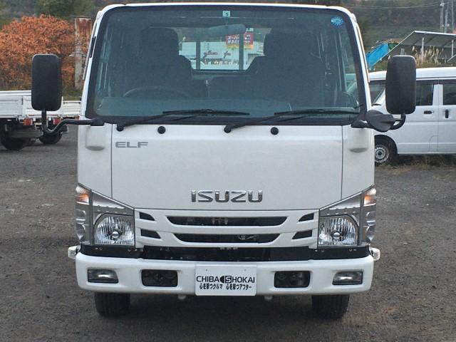Wキャブ 極東垂直パワーゲート 積載1900kg 4WD(2枚目)