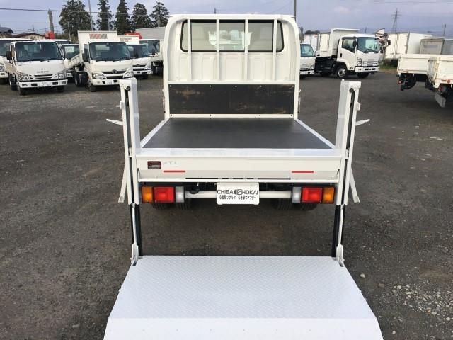 Wキャブ 極東垂直パワーゲート 積載1900kg 4WD(7枚目)