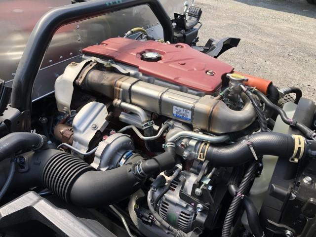 ロングターボ ワイドロング ターボ アーム式パワーゲート付 バックカメラ 4WD(17枚目)