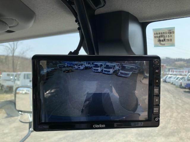 ロングターボ ワイドロング ターボ アーム式パワーゲート付 バックカメラ 4WD(24枚目)