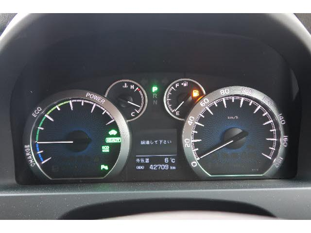 4WD X 両側オートスライド ツインムーンルーフ(10枚目)