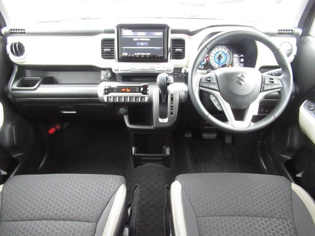 ハイブリッドMZ 4WD メモリーナビ DVD再生 Bluetooth 衝突被害軽減システム(6枚目)