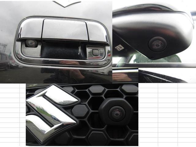 ハイブリッドMZ 4WD メモリーナビ DVD再生 Bluetooth 衝突被害軽減システム(9枚目)