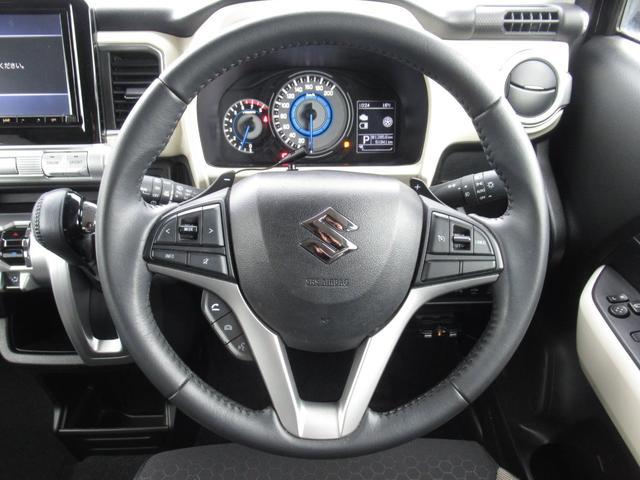ハイブリッドMZ 4WD メモリーナビ DVD再生 Bluetooth 衝突被害軽減システム(10枚目)