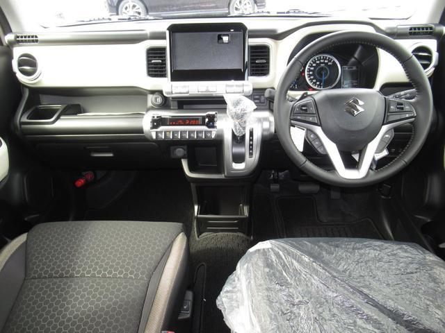 ハイブリッドMZ 4WD 登録済未使用車 全方位モニター ツートンルーフ(6枚目)