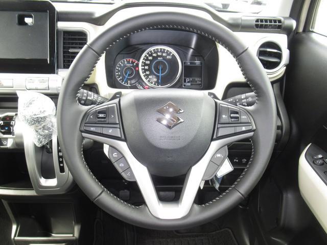 ハイブリッドMZ 4WD 登録済未使用車 全方位モニター ツートンルーフ(7枚目)