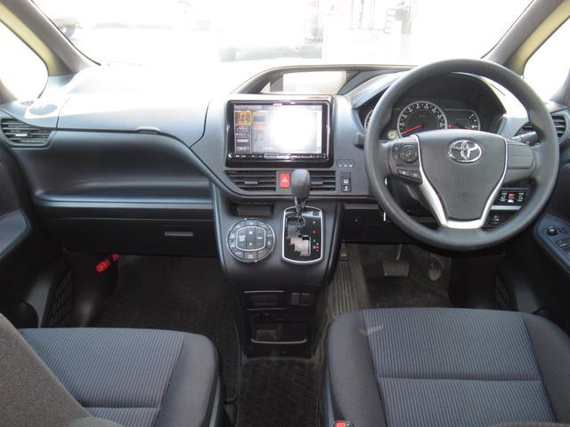 X 4WD/ワンオーナー/7人乗/アルパイン9型ナビ(フルセグTV/DVD/CD/Bluetooth)/両側パワースライド/エンジンスターター/ETC/LEDオートライト(6枚目)