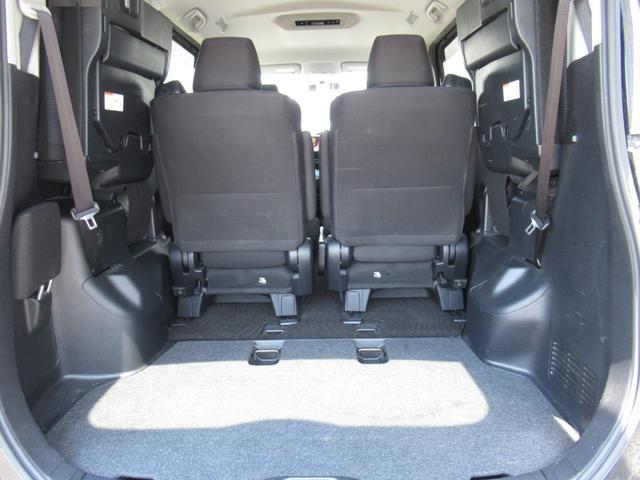 X 4WD/ワンオーナー/7人乗/アルパイン9型ナビ(フルセグTV/DVD/CD/Bluetooth)/両側パワースライド/エンジンスターター/ETC/LEDオートライト(21枚目)