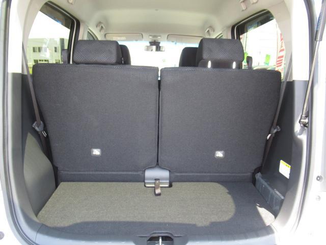 G・ターボパッケージ 4WD/純正メモリーナビ(フルセグTV/DVD/CD/Bluetooth)/バックカメラ//ETC/シートヒーター/CTBA(衝突被害軽減システム)/HIDヘッドライト/スマートキー/iStop(22枚目)