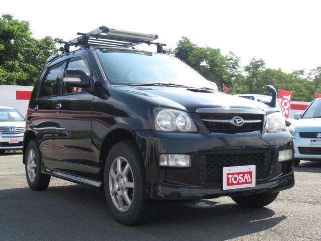 カスタム メモリアルエディション 4WD/ターボ/フルエアロ/フォグランプ/ルーフキャリア/CDデッキ/ETC/キーレス/ミラーウインカー(24枚目)