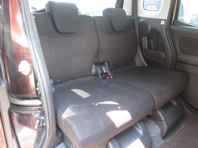 G カスタム/4WD/社外ナビ(フルセグTV/DVD/Bluetooth)/インナーミラーバックカメラ/両側パワースライドドア/HIDヘッドライト/横滑り防止装置/アイドリングストップ/スマートキー(18枚目)