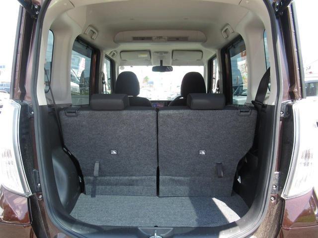 G カスタム/4WD/社外ナビ(フルセグTV/DVD/Bluetooth)/インナーミラーバックカメラ/両側パワースライドドア/HIDヘッドライト/横滑り防止装置/アイドリングストップ/スマートキー(19枚目)