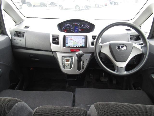 カスタムR 4WD/メモリーナビ/ワンセグTV/バックカメラ/HIDヘッドライト/スマートキー/盗難防止装置/アイドリングストップ/USBジャック/オートライト(5枚目)
