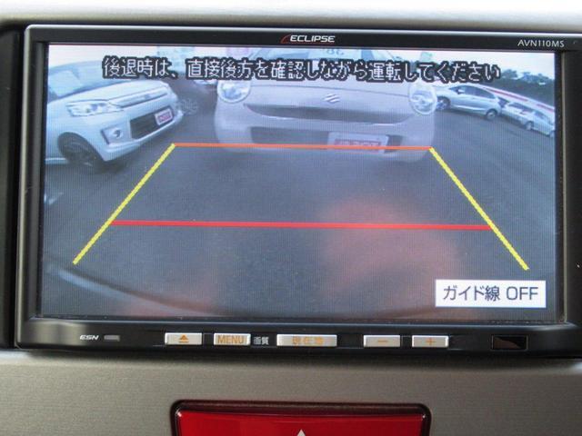 カスタムR 4WD/メモリーナビ/ワンセグTV/バックカメラ/HIDヘッドライト/スマートキー/盗難防止装置/アイドリングストップ/USBジャック/オートライト(7枚目)