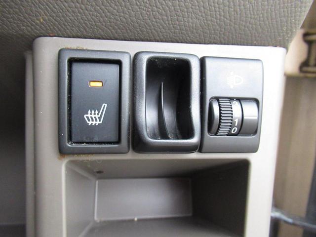 4WD / 純正CDデッキ / シートヒーター / ミラーヒーター / キーレスエントリー / ライトレベライザー(11枚目)